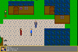 Yearning of the Sword screenshot